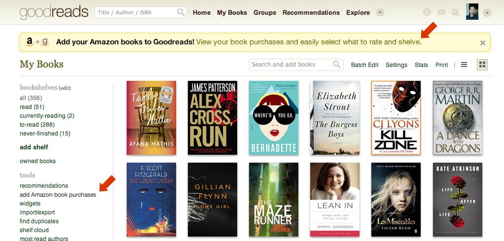 Goodreads.com Scraper