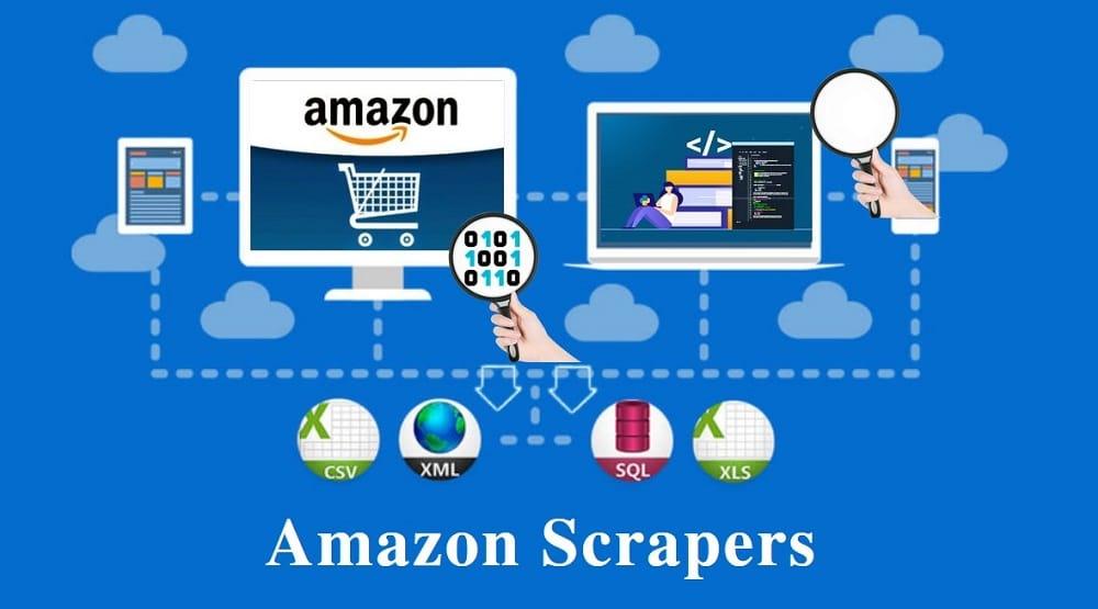 Scraping Amazon.ca and Amazon.com